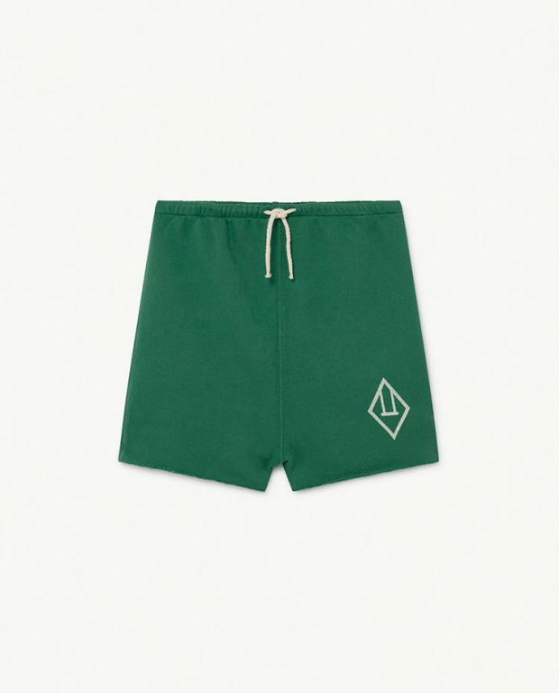 Green Logo Hedgehog Trousers