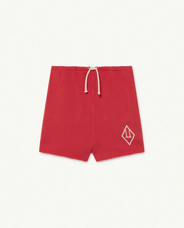 Red Logo Hedgehog Trousers