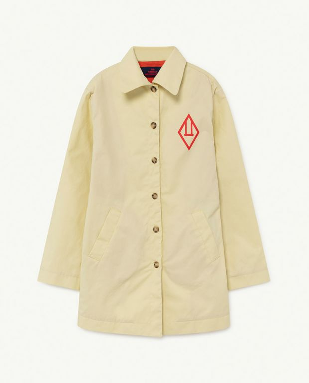 Khaki Logo Lion Jacket