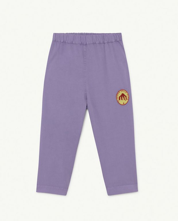 Purple Circo Elephant Trousers