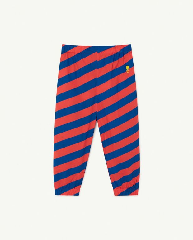 Red Stripes Rhino Trousers