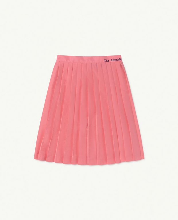 Pink The Animals Cat Skirt