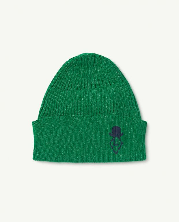 Green Logo Pony Hat