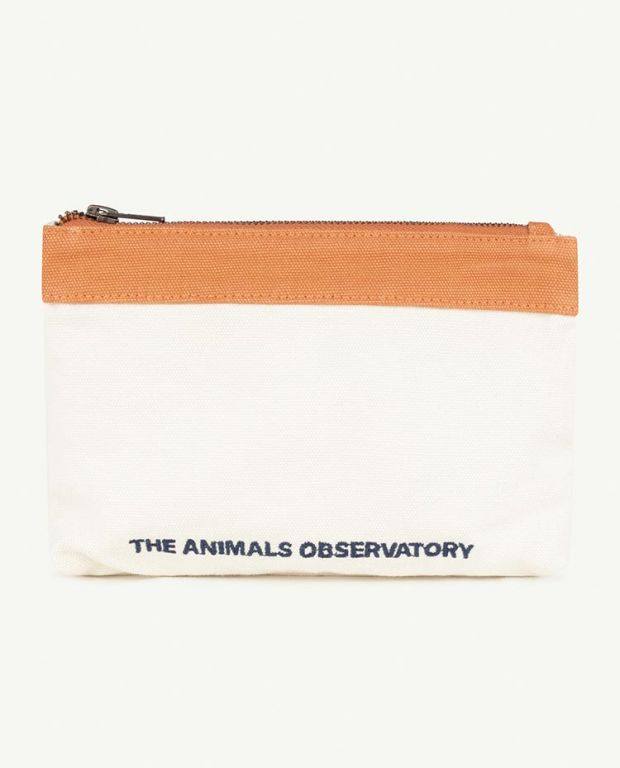 White The Animals Purse