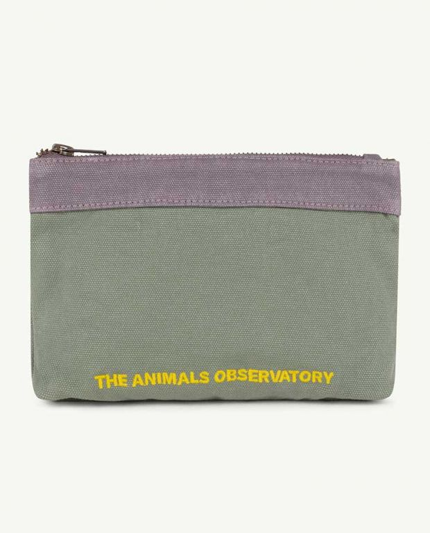 Military Green The Animals Purse