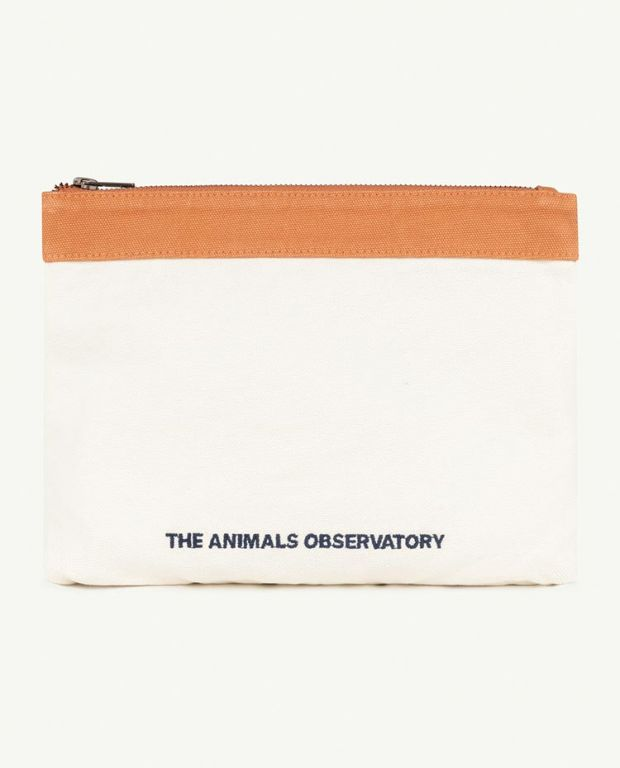 White The Animals Pouch