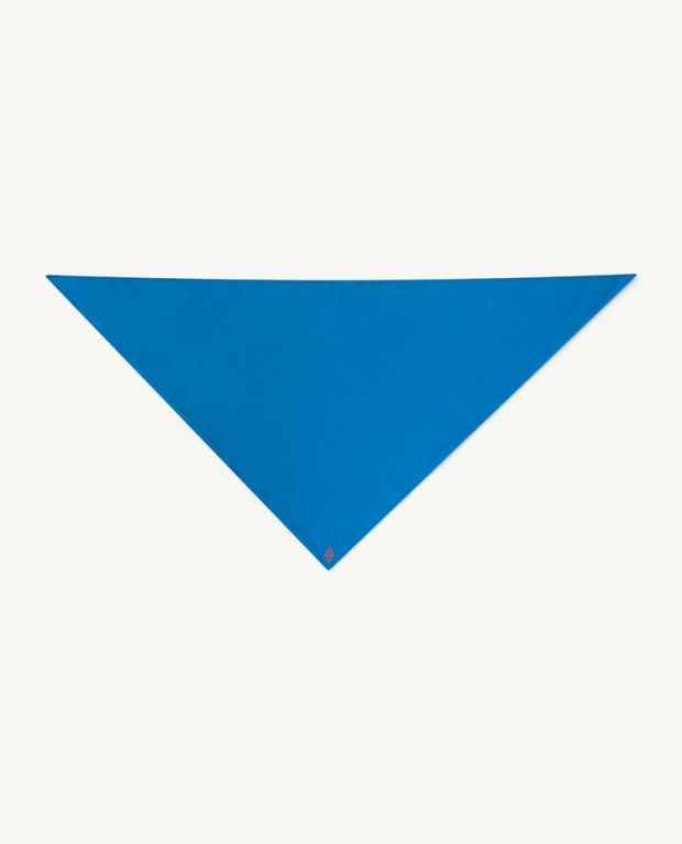 Blue Logo Small Ray Handkerchief