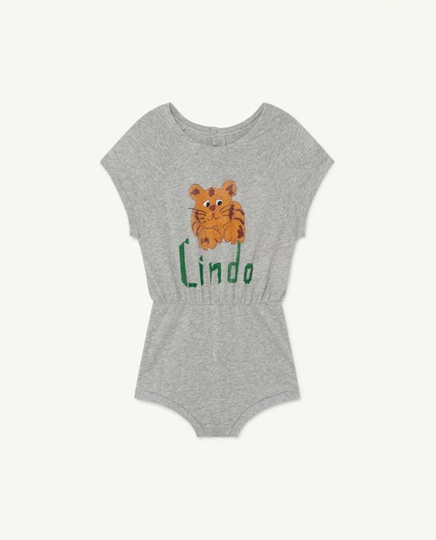 Grey Lindo Rabbit Body