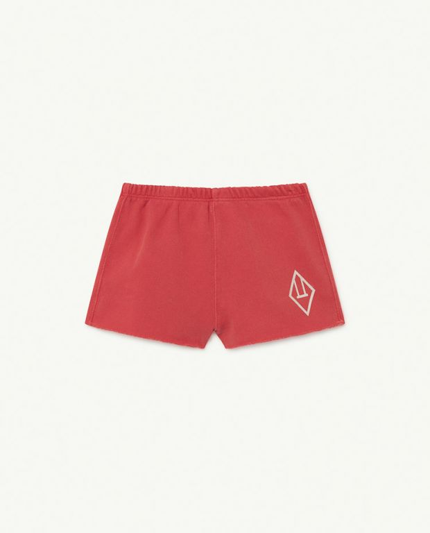 Red Logo Hedgehog Baby Trousers