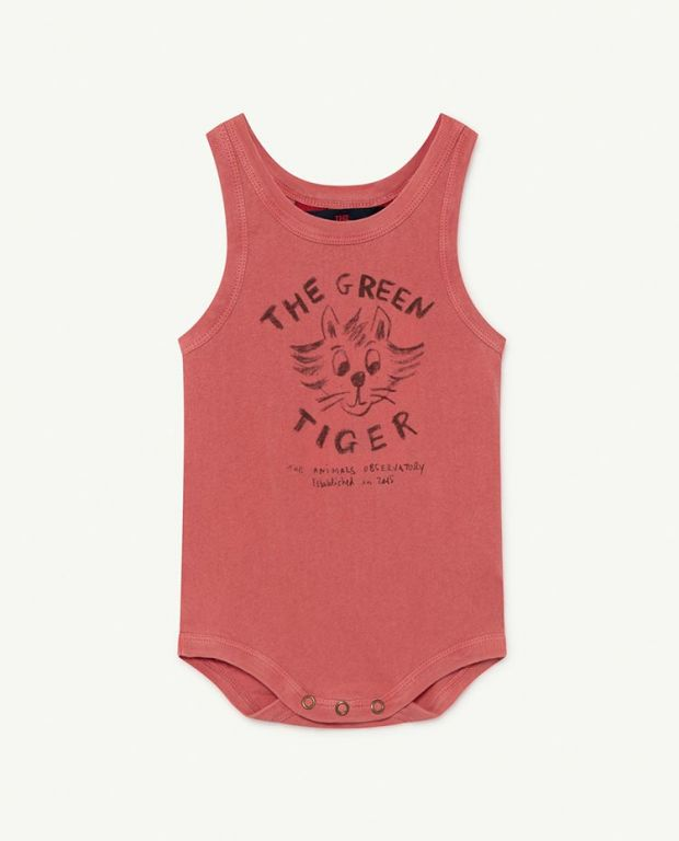 Red Tiger Turtle Baby Body