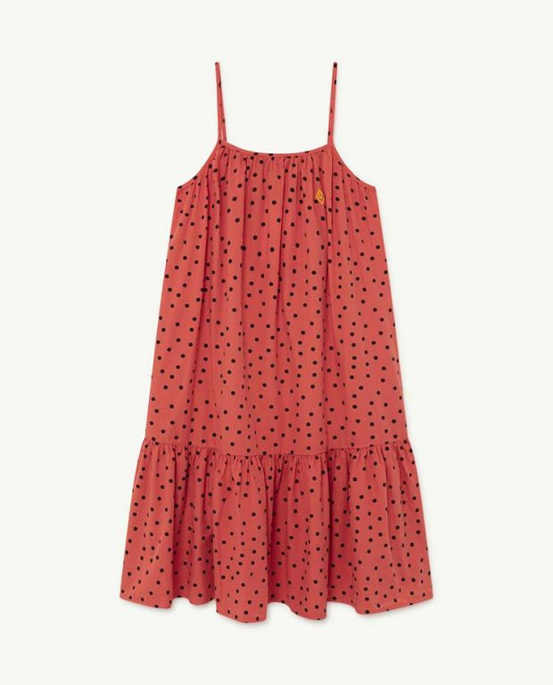 Red Dots Firefly Dress