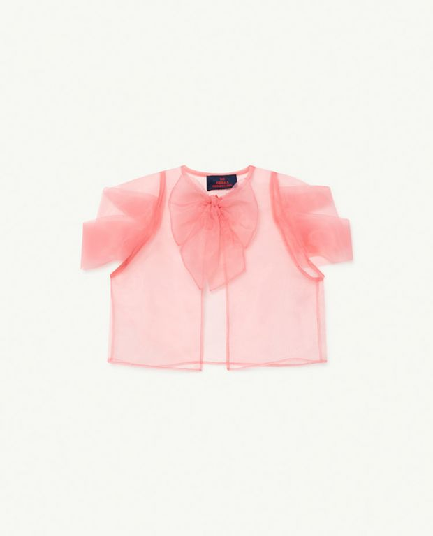 Soft Pink Logo Starling Top