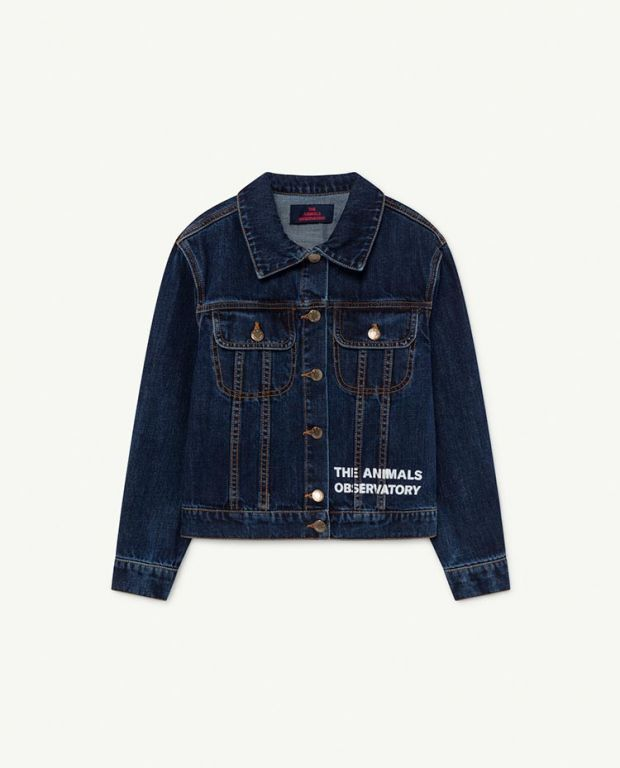 Denim The Animals Foal Jacket