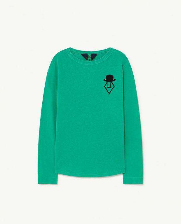 Green Cricket Sweatshirt