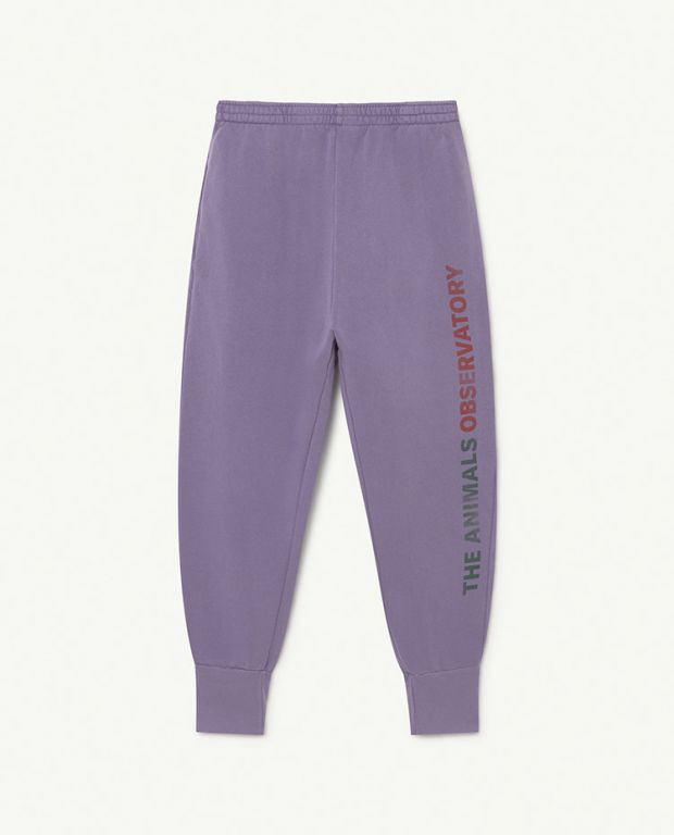 Purple Panther Bottoms