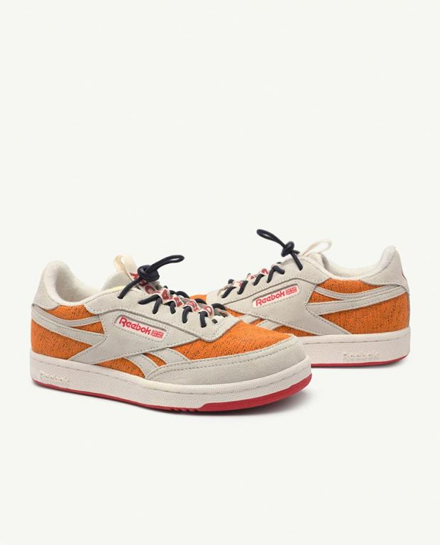 Reebok Club C Revenge Kids x The Animals Observatory Raw White