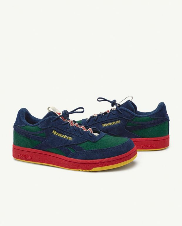 Reebok Club C Revenge Kids x The Animals Observatory Navy