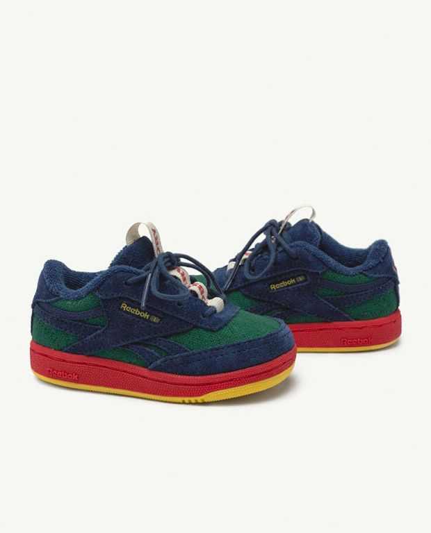 Reebok Club C Revenge Baby x The Animals Observatory Navy