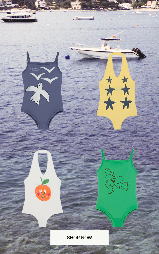 The Animals Observatory Swimwear